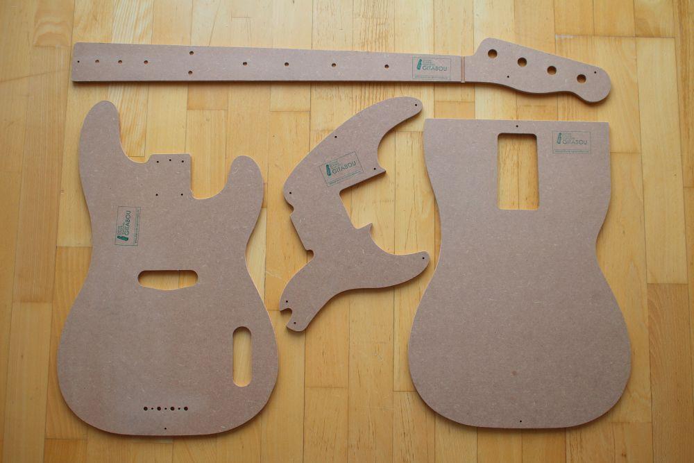 1951 p bass template set 12mm gitabou home templates 1951 p bass template set 12mm maxwellsz