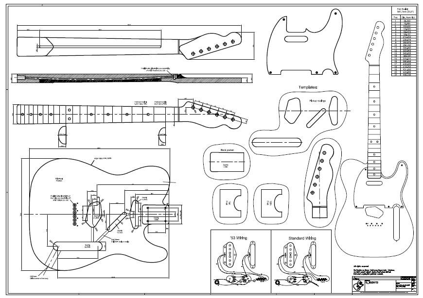 Fender53Telecaster