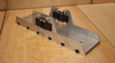 Fret Slotting Miter Box